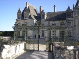 château de St-Aignan (21 septembre 2012)