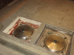 Cuves enterrées, une tradition nantaise.