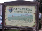 Le village du Landreau, en mode kitsch