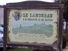 Le village du Landreau, en mode kitsch