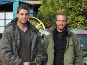 Paul-Henri et Charles Thillardon