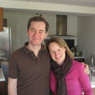 Philippe et Diane Cauvin