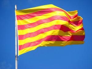 Catalogne drapeau