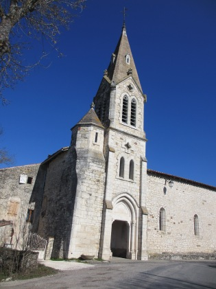 Eglise de Villeneuve
