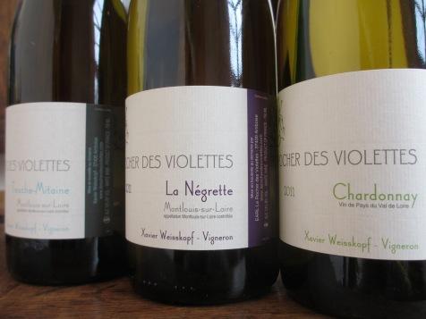 Le Rocher des Violettes (Xavier Weisskopf)