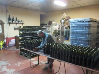 bouteilles...pleines