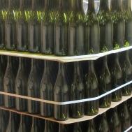 bouteilles...vides