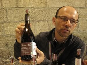 """Philippe Fabrol (photo empruntée au blog """"Les 5 du Vin"""""""