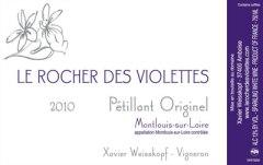 Rocher des Violettes pétillant originel