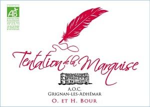 TENTATION de la Marquise