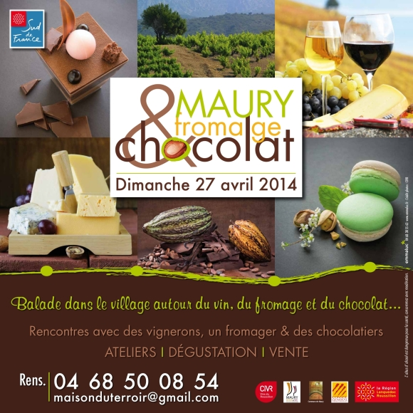 Maury chocolat