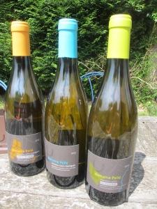 Vignes de Ratier, Morogues & Les Blanchais
