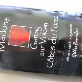 gamay sur volcan 2013