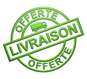 Livraison Offerte (vert)