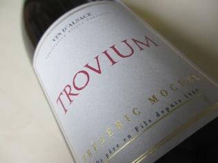 Trovium est le nom latin du village de Traenheim. Mais pas que.