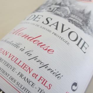 la mondeuse, LE cépage rouge de Savoie